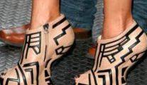 مدل کفش 003